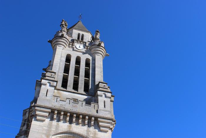 Eglise Saint Marceau à Orléans