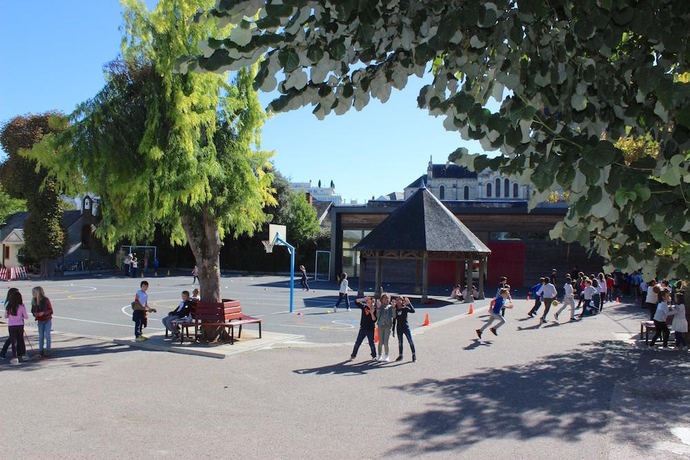 Journée Portes Ouvertes à l'école Saint Marceau