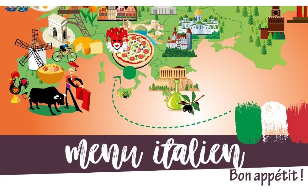 Novembre 2018 – Menus des restaurants scolaires primaire et maternelle