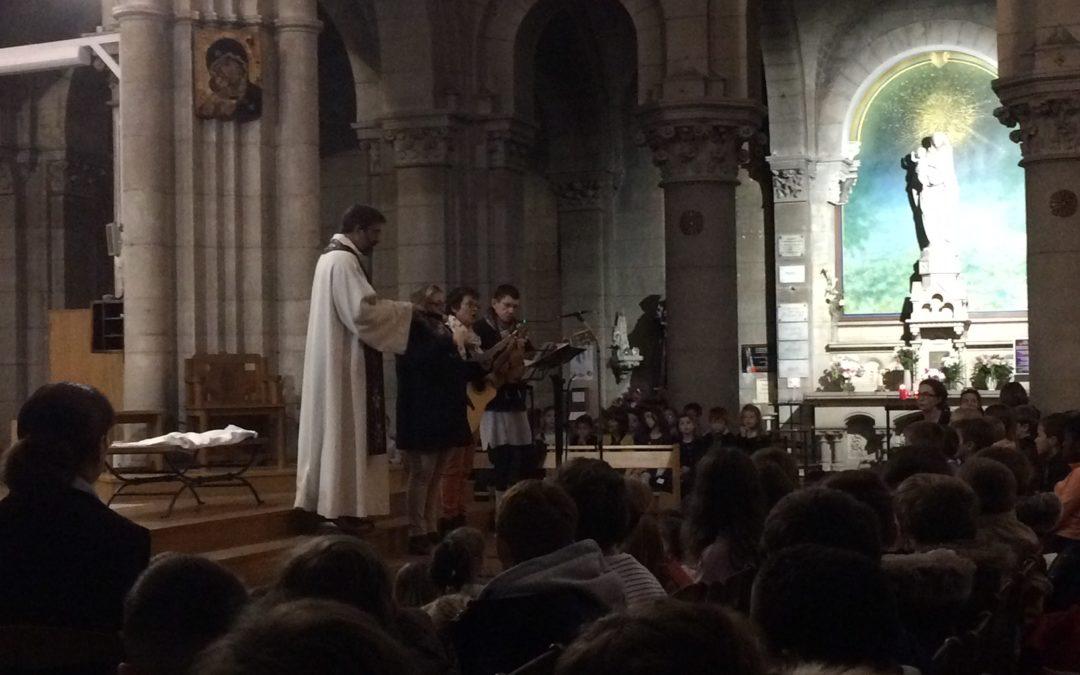Protégé: Célébration de l'Avent & Visite de Saint-Nicolas
