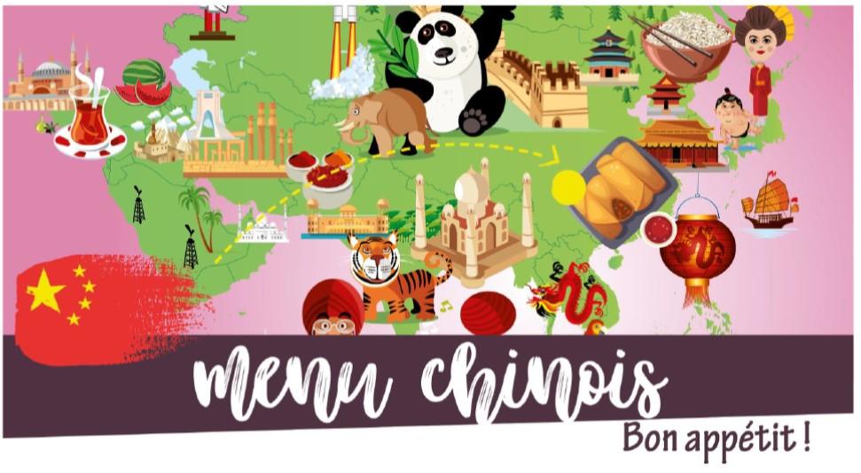 Février 2019 – Menus des restaurants scolaires primaire et maternelle