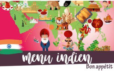 Janvier 2019 – Menus des restaurants scolaires primaire et maternelle