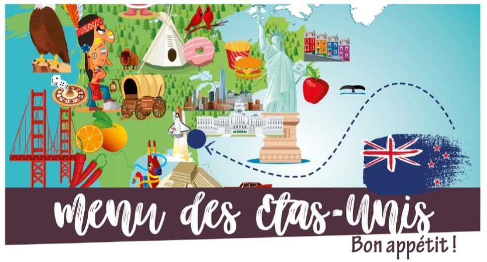 Mai 2019 – Menus des restaurants scolaires primaire et maternelle