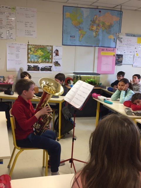 Protégé: La musique s'invite en classe de CM2