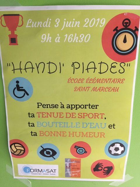 """Protégé: Retour sur la journée """"Sport et handicap"""""""