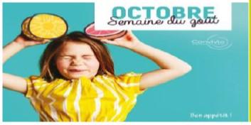 Octobre 2019 – Menus des restaurants scolaires primaire et maternelle