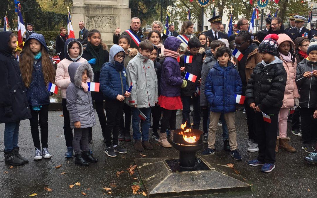 Protégé: Cérémonies du 11 novembre