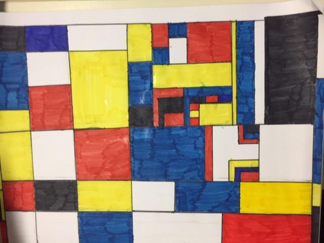 De l'art en classe