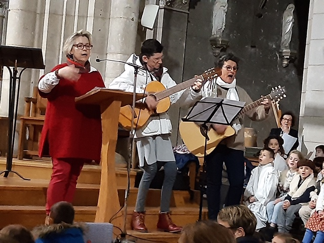 Protégé: Noël 2019 à l'école Saint Marceau