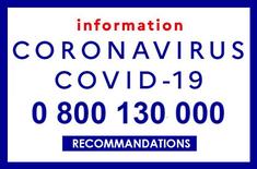 25/03/2020 – COVID 19… et confinement : Message de Mme Jacquelin